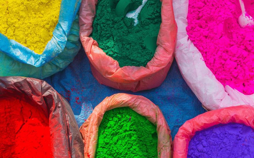 Farbsprühgerät Farbe
