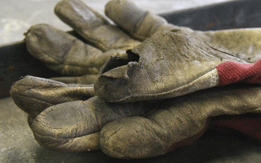 Schweißerhandschuhe